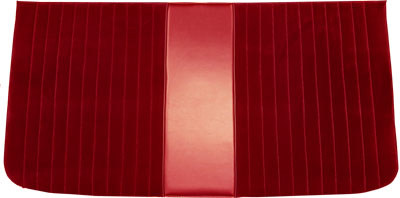 1973-1979 F-100 Ford Truck Headliner in Red