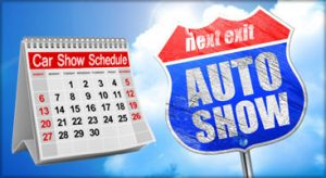 Car Show and Truck Show Schedule 2017