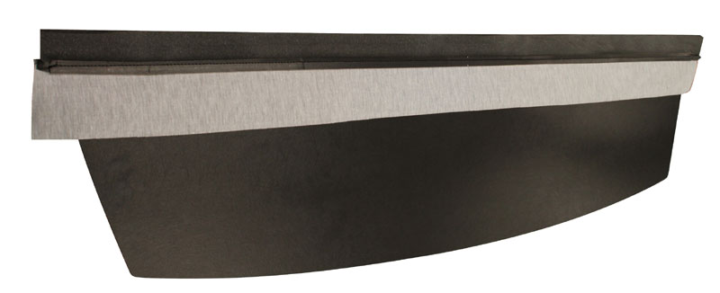 1967-69 Camaro Coupe Standard Package Tray Board