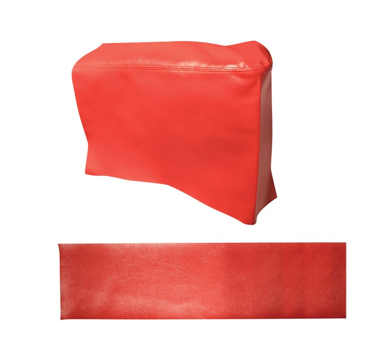 1968-72 Chevelle Coupe Rear Armrest Panel Covers