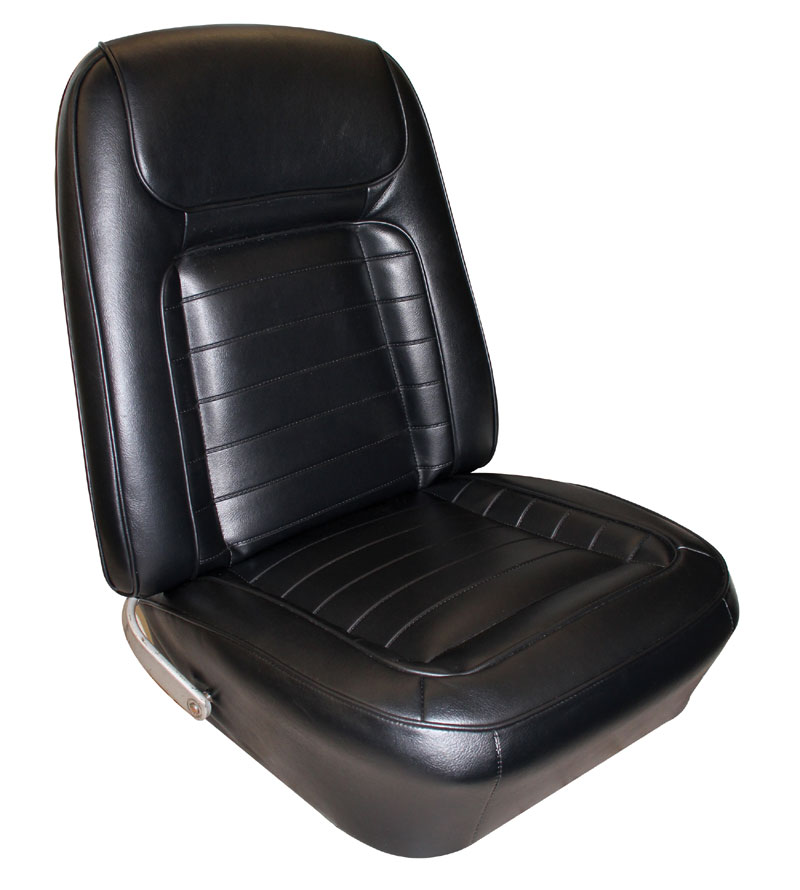 1968 Camaro Deluxe Front Bucket Seat Covers > Seat Covers