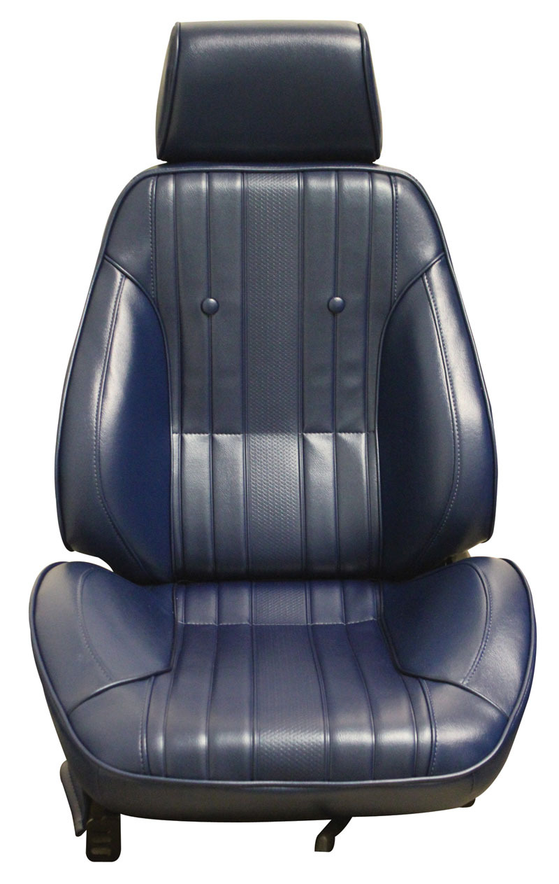 1969 Chevelle Touring Ii Complete Front Bucket Seats
