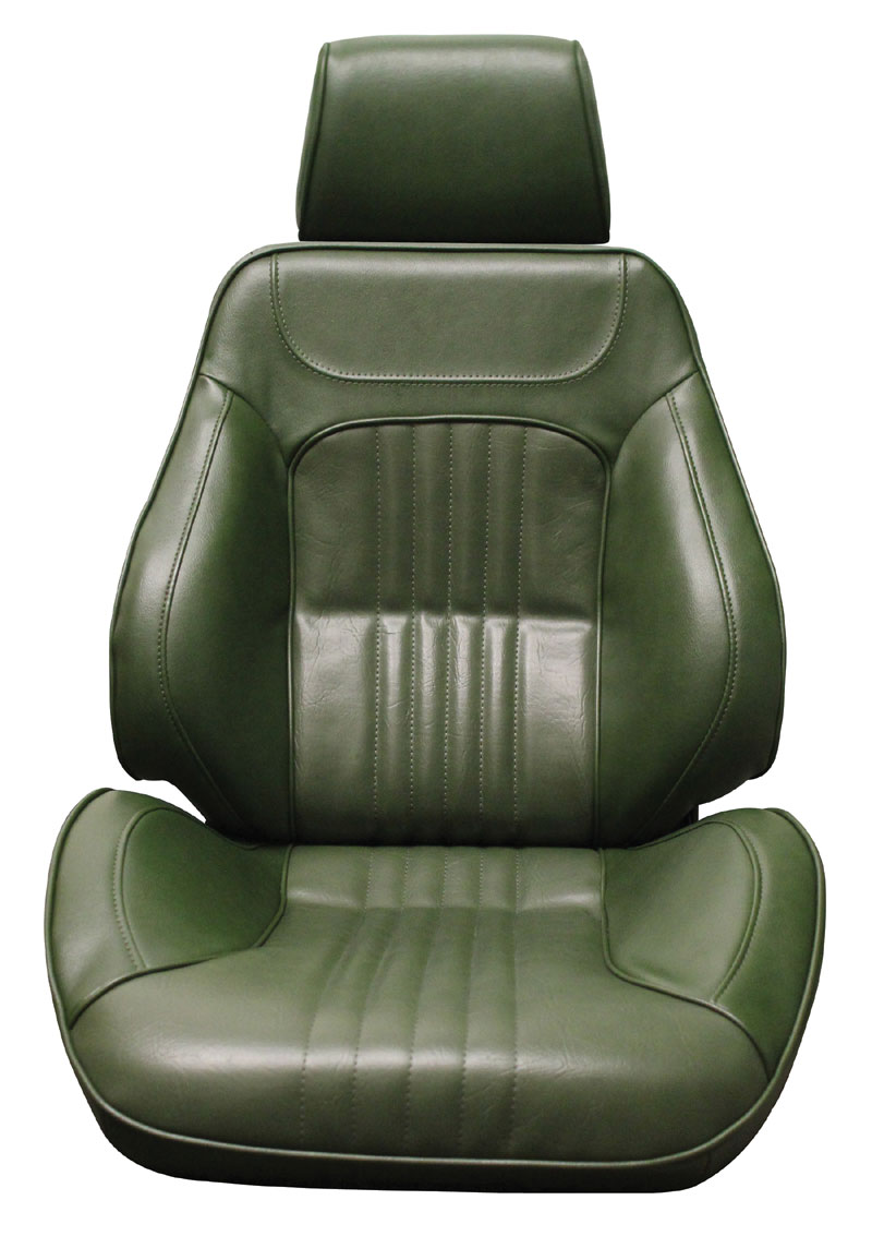 1971 72 Chevelle Touring Ii Complete Front Bucket Seats
