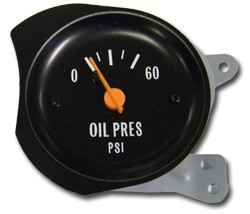 1973-77 Fullsize Chevy & GMC Truck Mechanical Oil Pressure Gauge