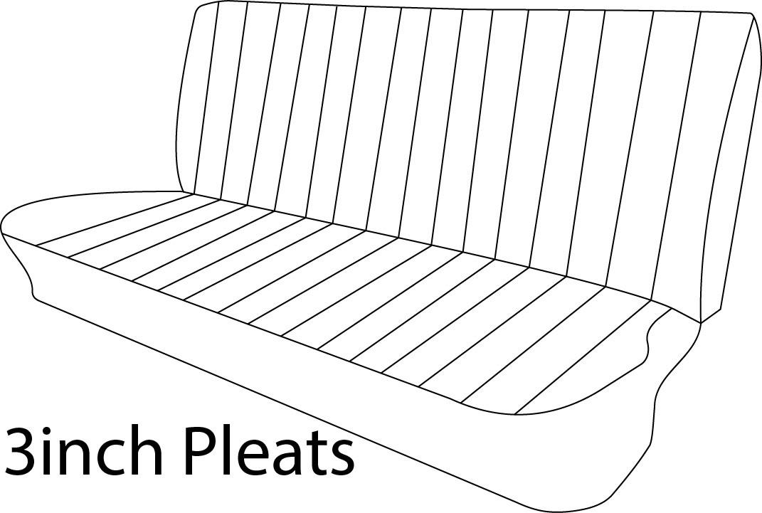 Swell 1973 80 Fullsize Chevy Gmc Truck Front Bench Seat Foam Beatyapartments Chair Design Images Beatyapartmentscom