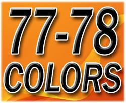 1977 78 Fullsize Chevy U0026 GMC Truck Interior Vinyl U0026 Plastic Dye Original  Colors