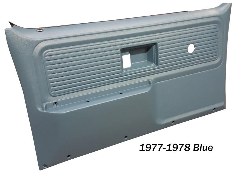 1977 80 Fullsize Chevy Gmc Truck Custom Deluxe Door Panels Interior Door Panels Usa1 Interiors