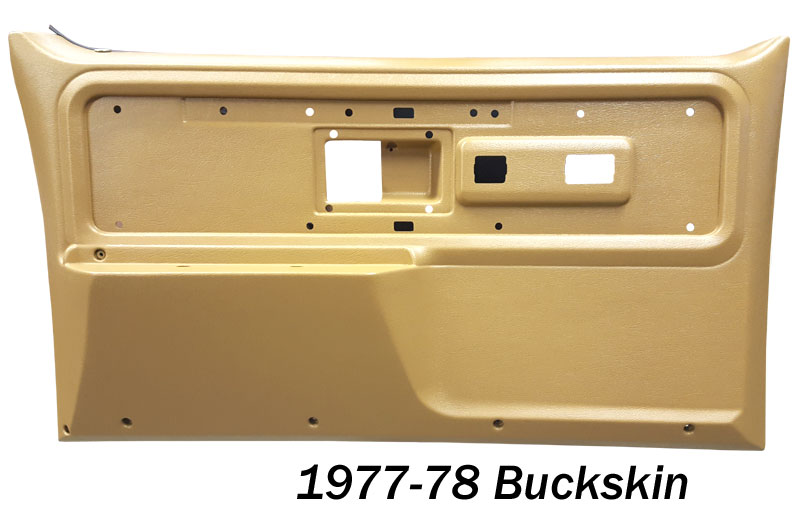 1977 80 Fullsize Chevy Gmc Truck Silverado Door Panels Interior Door Panels Usa1 Interiors