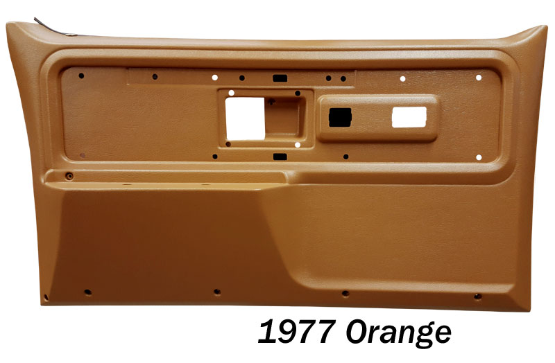 1977 80 Fullsize Chevy Gmc Truck Silverado Door Panels