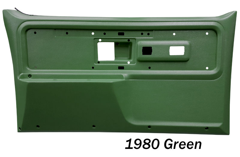 1977 80 Fullsize Chevy Amp Gmc Truck Silverado Door Panels