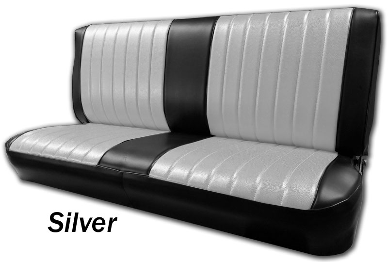 Chevy Bench Seat ~ Fullsize chevy gmc truck gemini bench seat cover