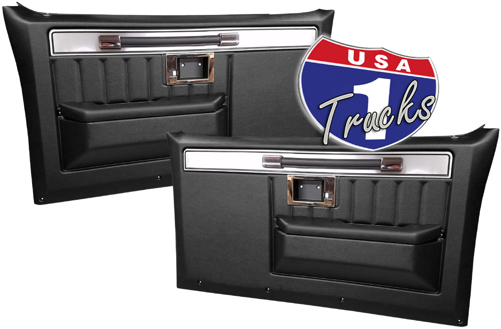 chevy truck interior door panels pictures to pin on pinterest pinsdaddy. Black Bedroom Furniture Sets. Home Design Ideas