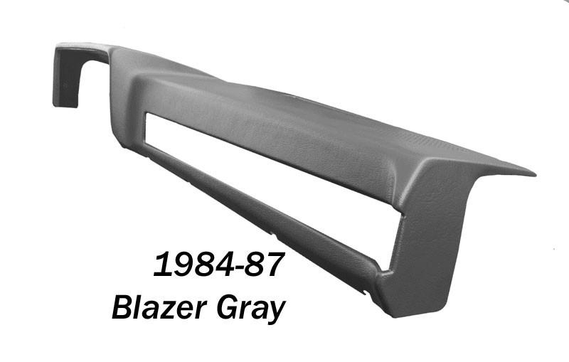 1981 87 Fullsize Chevy Gmc Truck Dash Pad Cover