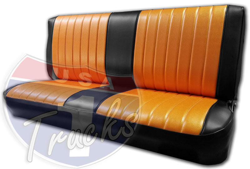 Awesome 1981 87 Fullsize Chevy Gmc Truck Gemini Bench Seat Cover Bralicious Painted Fabric Chair Ideas Braliciousco