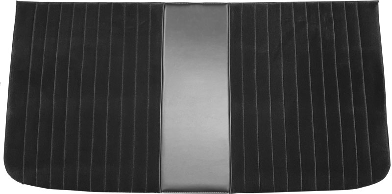 1973-79 F-Series Ford Truck Vinyl & Cloth Headliner 2inch Pleats