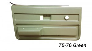 1973-76 Chevy & GMC Truck Replacement Style Door Panels