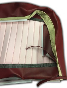 Fabulous 1973 79 F Series Ford Truck Vinyl Cloth Bench Seat Cover Creativecarmelina Interior Chair Design Creativecarmelinacom
