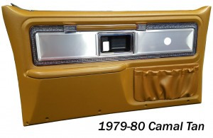 1977-80 Fullsize Chevy & GMC Truck Complete Silverado Door Panel Kit